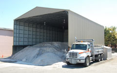 Commercial / Industrial steel metal buildings