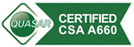 CSA Certified
