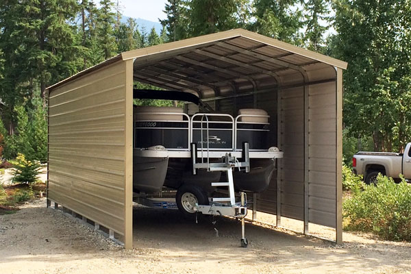 Grand Carport RV shelter